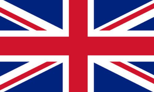 Im Bild: Großbritannien Flagge