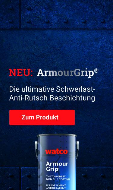 ArmourGrip - Die ultimative Schwerlast-Anti-Rutsch Beschichtung
