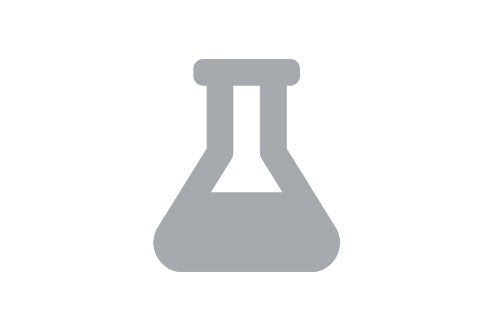 Bild mit Reagenzglas. Unsere hauseigenen Chemiker stecken hinter der Forschung, der Entwicklung und Innovation unserer Hochleistungsprodukte. Zu unseren Top Innovationen