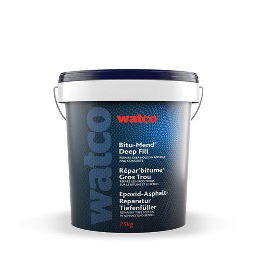 Epoxid-Asphalt-Reparatur Tiefenfüller 25 kg