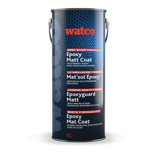 Watco Epoxyguard Matt Beste Formel image 1