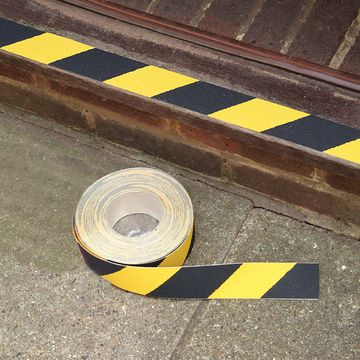 Watco Safety Tape Anti-Rutschband Zweifarbig
