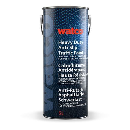 Watco Anti-Rutsch Asphaltfarbe Schwerlast