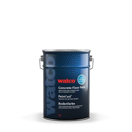 Watco Bodenfarbe Anti-Rutsch Beste Formel