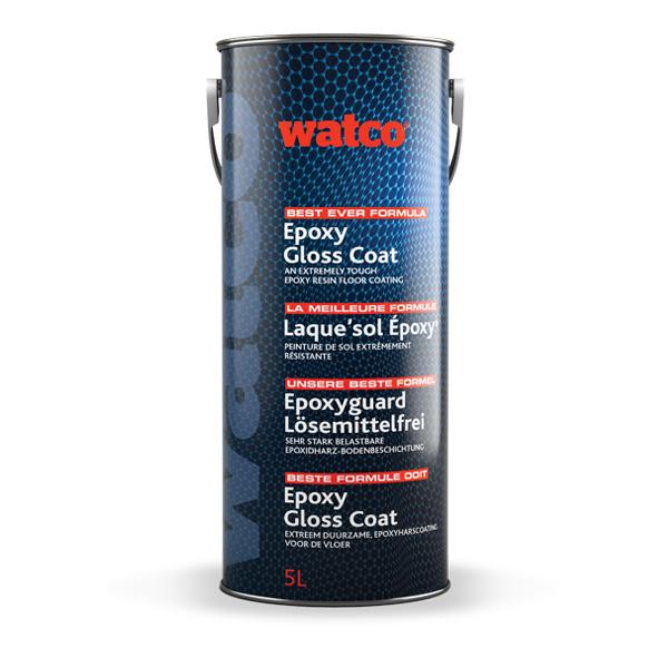 Watco Epoxyguard Beste Formel
